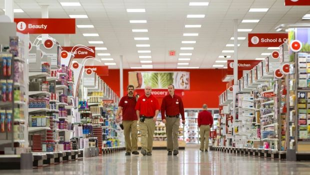 Target Canada managers are getting thousands of dollars in cash payouts to help wind down operations. Front-line workers won't be so lucky.