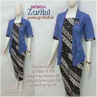 Baju Batik Kerja Wanita, Grosir Batik Solo, Baju Batik Pria: Kebaya Kartini, Kebaya Modern, Model Kebaya 2016