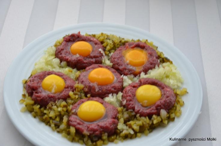 Kulinarne pyszności Molki: Tatar z wołowiny