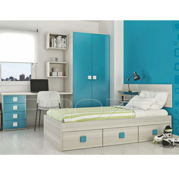 Las 25 mejores ideas sobre cama 1 plaza en pinterest for Camas de 1 plaza baratas