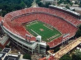 University of Georgia - Stadium full? Check.
