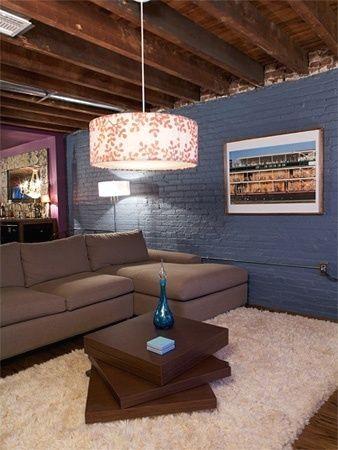 Am liebsten würde ich das in meinem Keller machen – Laminatböden auslegen oder Epoxidharz auf die Betonböden auftragen, die Betonwände streichen und einen schönen …