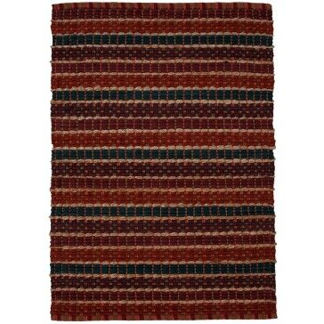 The Cosmos collection is a range of hand woven accent rugs in multi yarn combinations. Interesting weave patterns create texture and color interest. Offered in a variety of multi-color combinations each rug can be used anywhere in the home and can be mixed and matched to add vibrance and color.