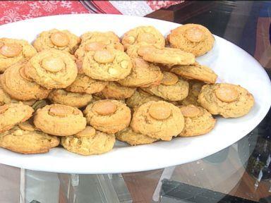 Banana Pudding Cookie Recipe   Zenobia Dewely    Recipe - ABC News
