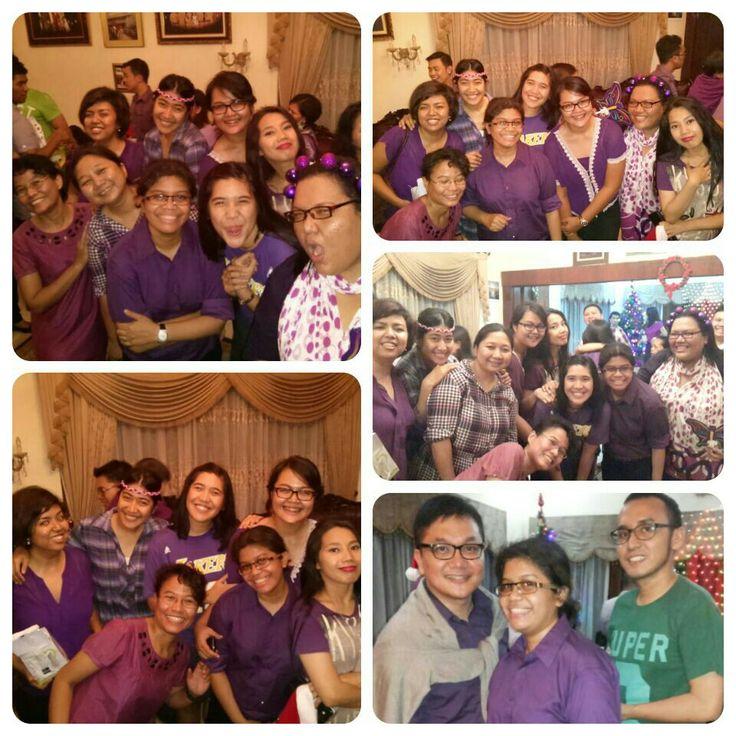 My 3rd family, Jakarta Tabernacle Choir