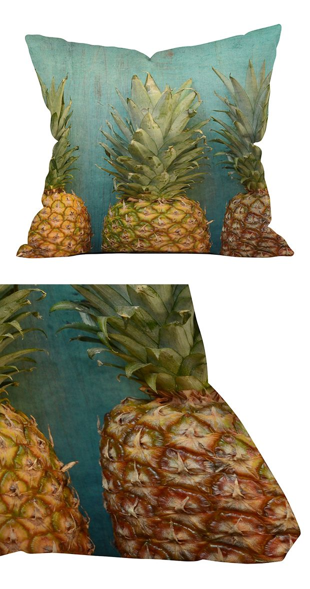 Your guests won't be able to take their eyes off of this exquisite pattern. Ideal for your outdoor sofa or loveseat, this woven-polyester throw pillow is just what your veranda or patio needs. Palm fro...  Find the Fresh Picked Outdoor Throw Pillow, as seen in the #IndustrialTropics Collection at http://dotandbo.com/collections/industrial-tropics?utm_source=pinterest&utm_medium=organic&db_sku=119540