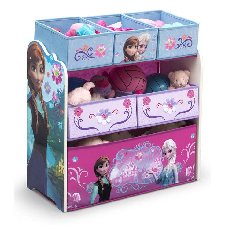 Organizador de juguetes Frozen Disney, se acabó el desorden el la habitacion infantil de los peques de la casa, #bainba #organizadordejuguetes #FrozenDisney #Habitacióninfantil