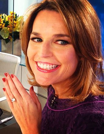 Savannah Guthrie of The Today Show worked at a local TV station in Columbia for two years in the early 90s #ColumbiaMO