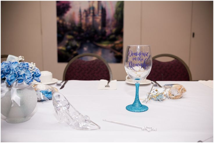 Cinderella Disney Princess Bridal Shower at Montdale Country Club by Wedding Photographers Jes & Mike Photography - Northeastern Pennsylvania in Lake Ariel, PA