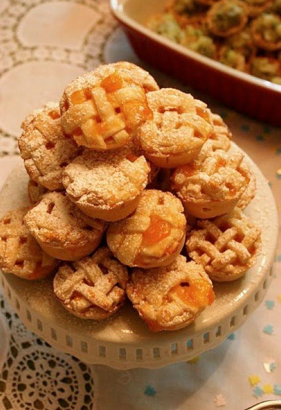 24 Adorable Mini Pie Recipes - Wedding Ideas, Wedding Trends, and Wedding Galleries