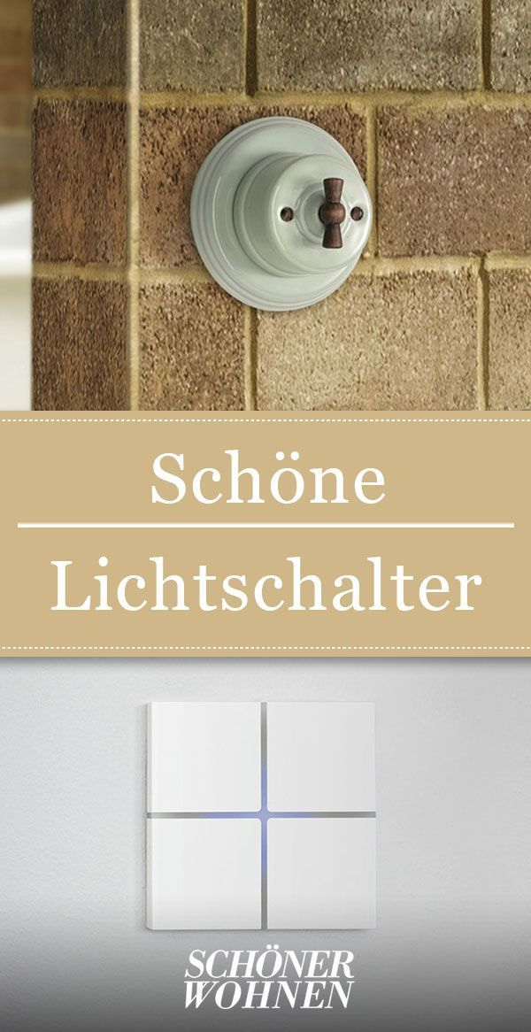 Lichtschalter Mit Schonem Design 2019 Retro Lighting Beautiful Retro