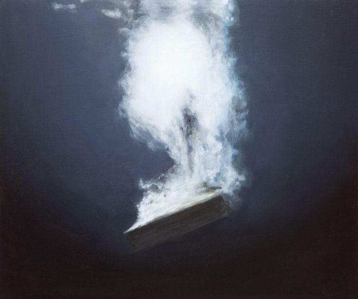 Damien Cadio - 2012 oil on canvas - 26 x 30 cm www.evahober.com