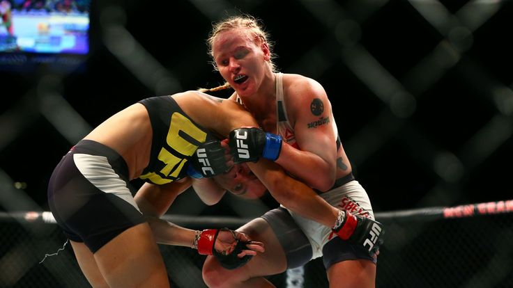 Valentina Shevchenko: Amanda Nunes is 'like a crazy woman' who 'can't control her nerves'