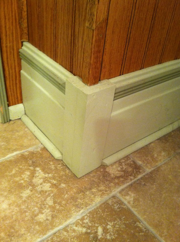 364 best images about bathroom ideas on pinterest for Baseboard ideas for bathroom