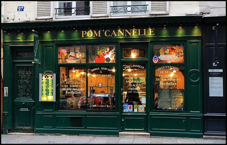Pom´ Cannelle, Rue des Deux Ponts 1.1.2011 ... C