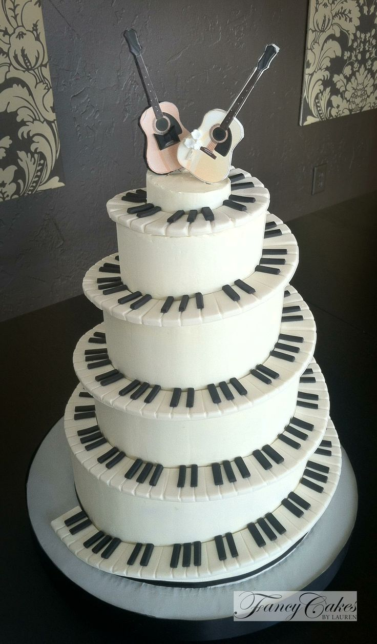 17 Best ideas about Music Themed Weddings on Pinterest Wedding