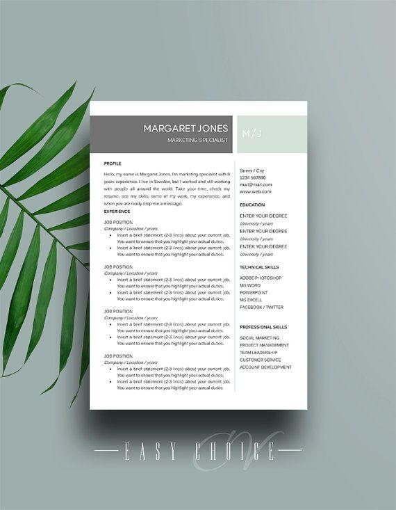 1000+ εικόνες σχετικά με το resume στο Pinterest Βιογραφικό - resume template with picture insert