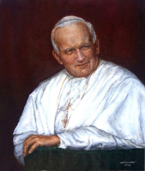 St. John Paul II Pope John Paul II Pope of Polish origin