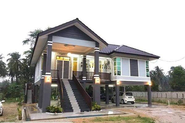Modern Stilt House Plans House On Stilts Stilt House Plans My House Plans
