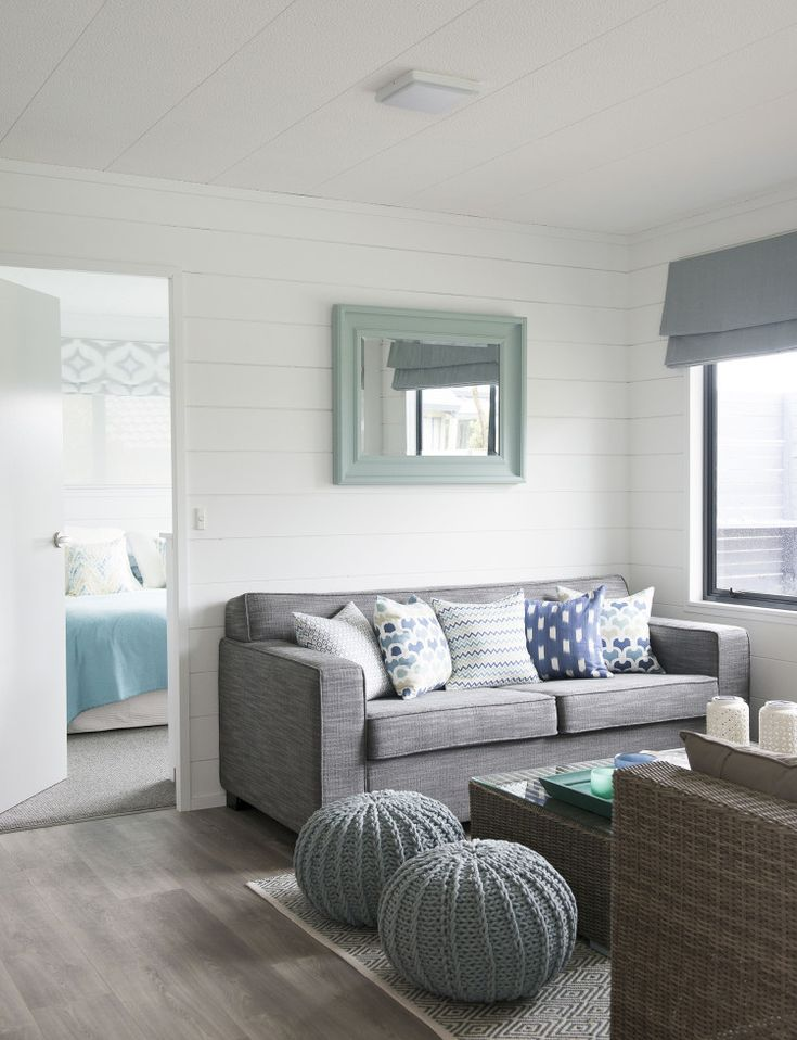 A two bedroom bach in Matarangi with beachy charm - Homes To Love