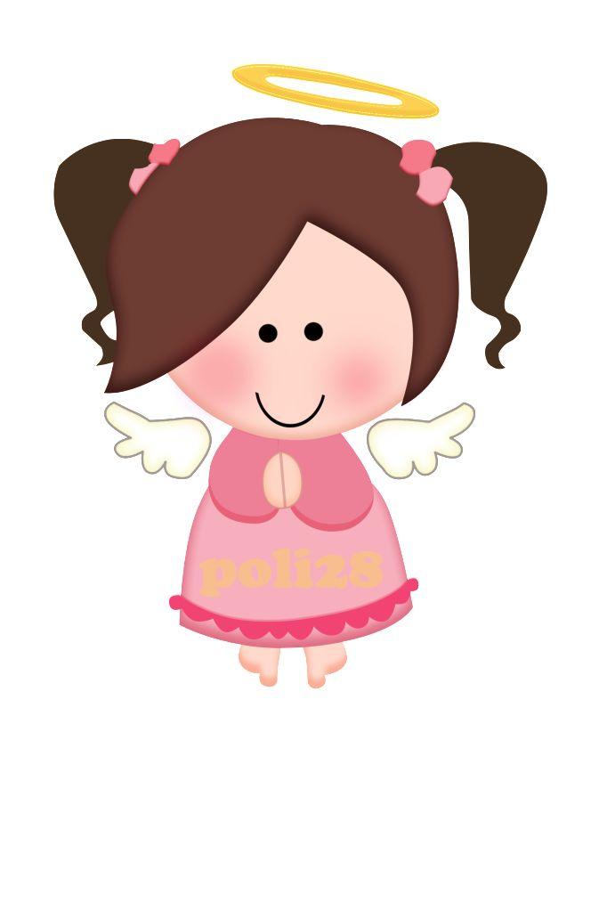 angelitas para bautizo - Buscar con Google