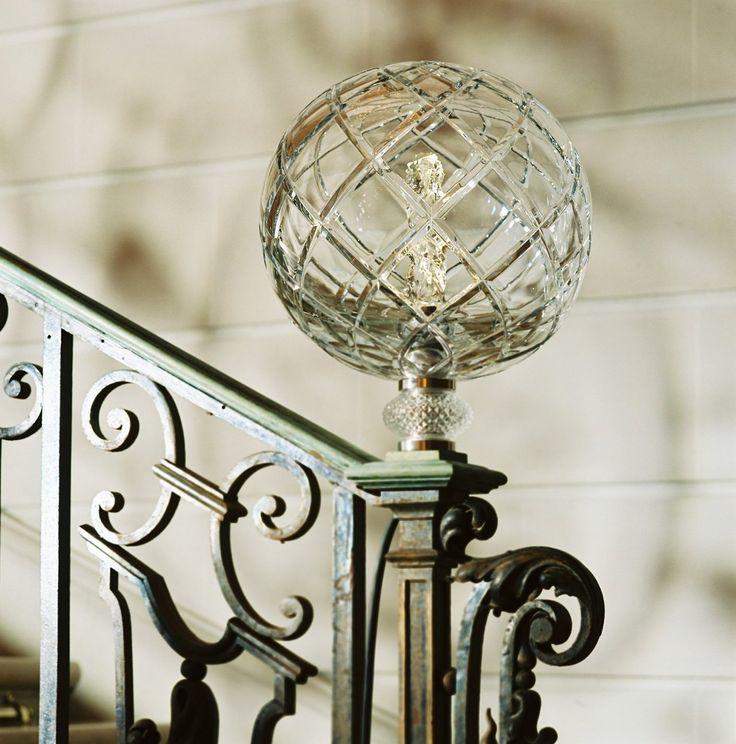 Escaliers Vosges: Les 53 Meilleures Images Du Tableau Boules D'escalier Sur