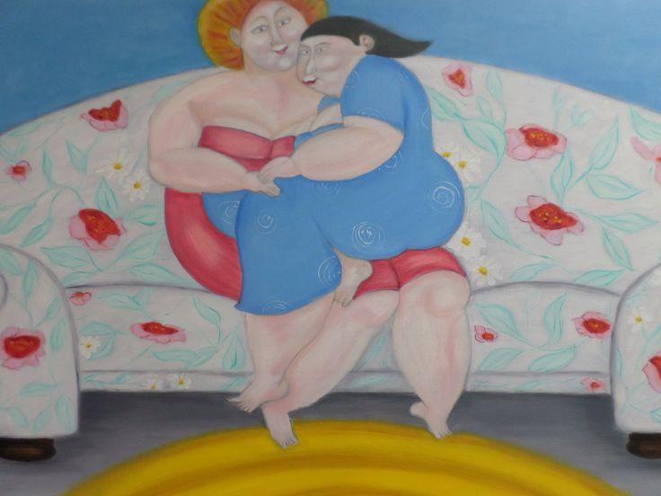 Ladies (copie Ada Breedveld)
