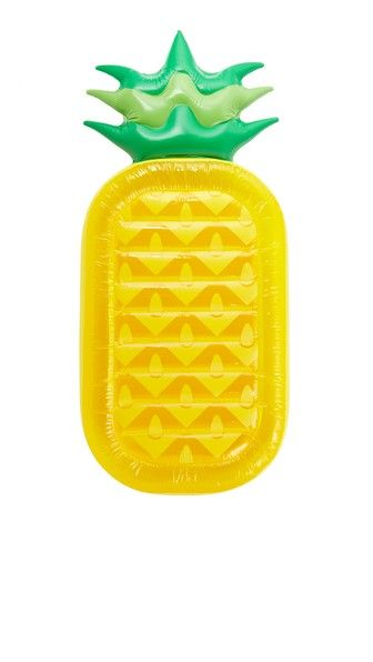 SunnyLife Надувной матрас Luxe Pineapple