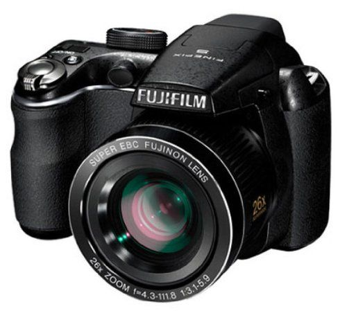 Fuji FinePix S3300 ~ 14 Megapixel Digital Camera with Wide Angle 26X Optical Zoom. 14.0 million pixels. 1/2.3-inch CCD with primary color filter. 3.0-inch, approx. 230,000 dots, TFT color LCD monitor, approx. 97% coverage.