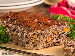 Rancher's Meatloaf - We mixed some of your favorite veggies into this meatloaf mix, making it even more flavorful than ever!