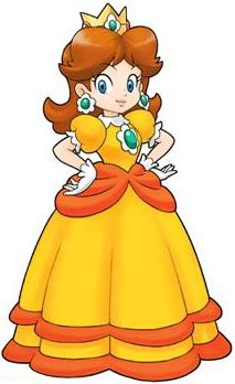 Fancy Dresscapades: Princess Daisy Cosplay Construction