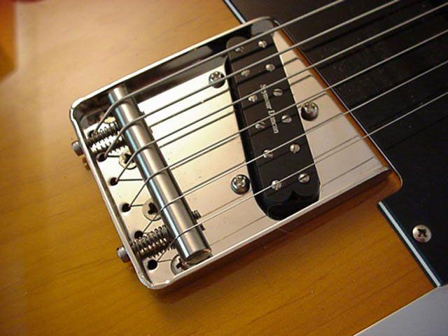 Steel Guitar Builder • View topic - Lap steel project