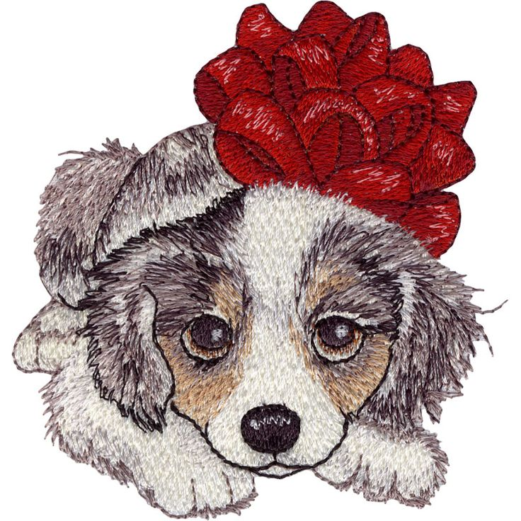 Oesd 11023 dogs 4 embroidery pack : necalva