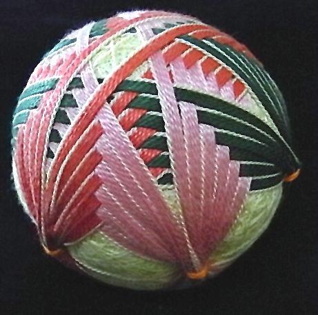 temari balls   temari balls patterns   Japanese Textiles