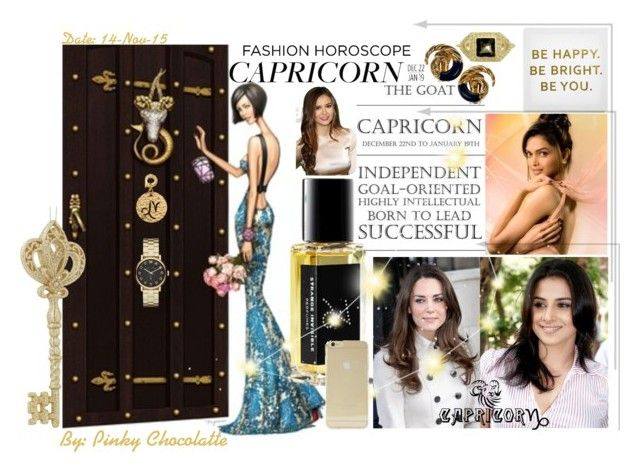 """""""#192 Fashion Horoscope for Capricorn Zodiac Sign"""" by pinky-chocolatte ❤ liked on Polyvore featuring Ankit, nikki lissoni, Zoe & Morgan, Sonix, Marc by Marc Jacobs and Lord & Taylor"""
