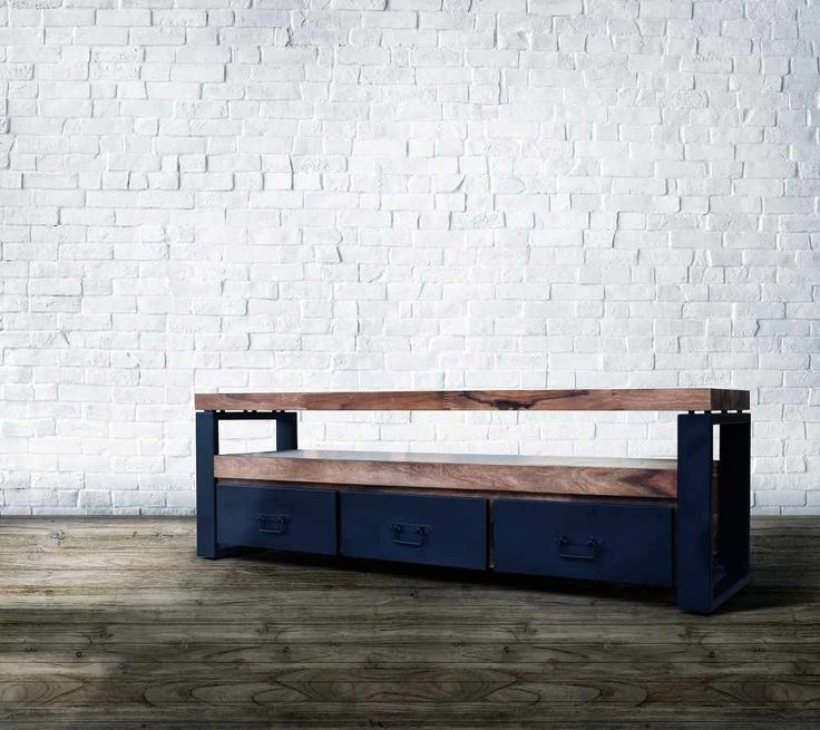 Tv Bord til Fladskærm: Lækkert & Elegant Kvalitetsmøbel