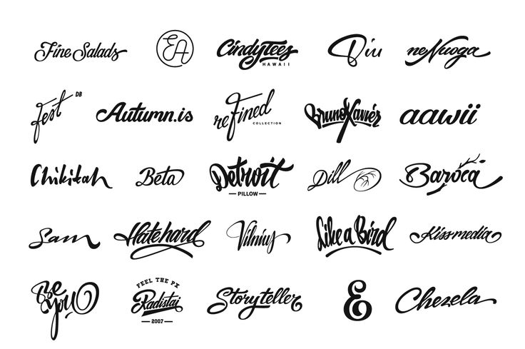 Dribbble - Logo-Lettering-Pinterest.png by Forsuregraphic