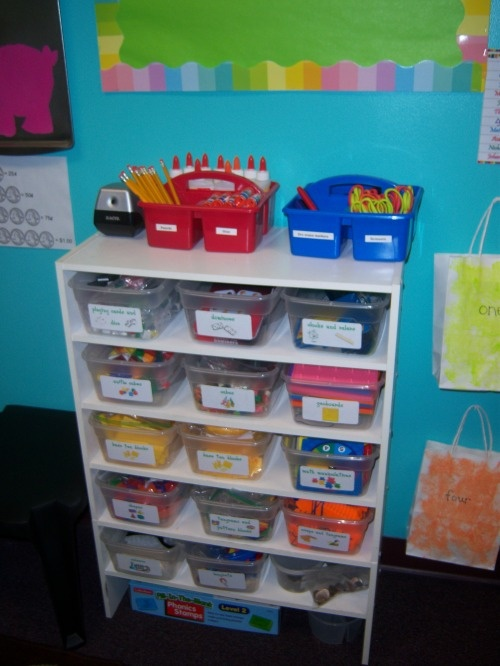 Neat ideas for decorating a classroom
