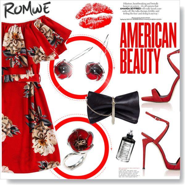 https://goo.gl/nVHNH9  #romwe #summerdress #summer2017 #Flowers  #floral #heels #reddresses https://goo.gl/zeMb3B  http://www.romwe.com/Floral-Print-Layered-A-Line-Dress-With-Belt-p-225612-cat-767.html?utm_source=polyvore&utm_medium=contest&url_from=polyselmaa2411con  https://goo.gl/hk5rxN  https://goo.gl/Ex3z9C