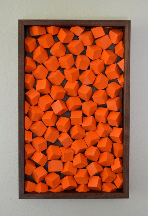 Orange Wall Art best 20+ orange wall art ideas on pinterest | homemade wall art
