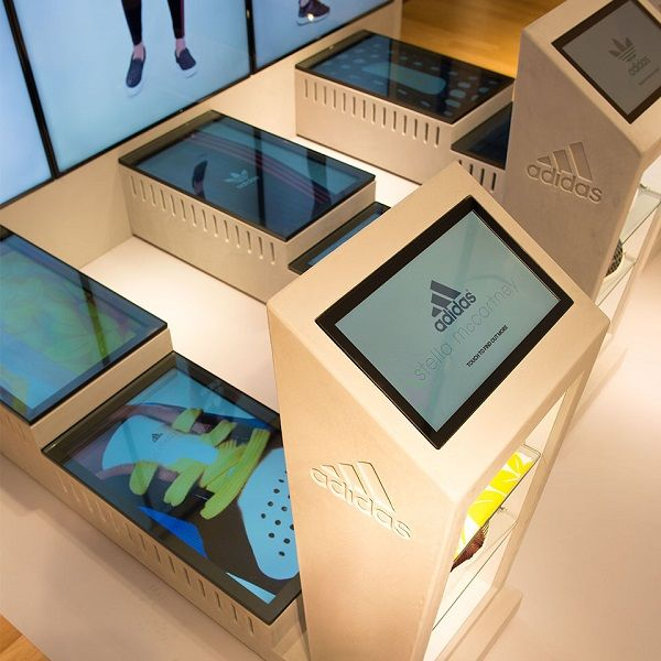 Design showcase: Adidas puts customer interaction on a pedestal - Retail Design World