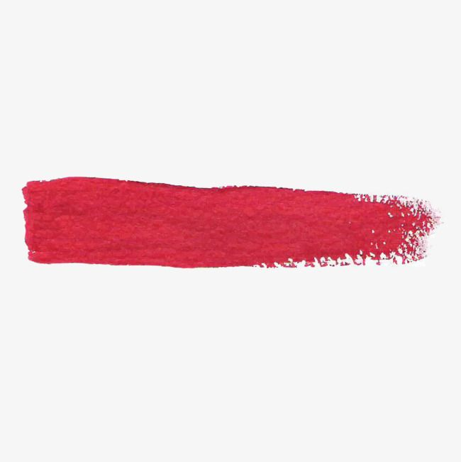 Red Watercolor Strokes Watercolor Red Brush Png Transparent Clipart Image And Psd File For Free Download Brush Stroke Png Watercolor Red Overlays Transparent