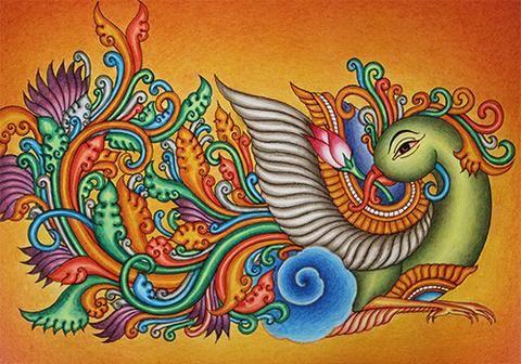Mural Painting Design 2