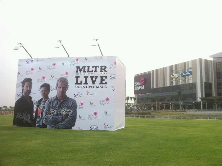 MLTR Live at Setia City Mall