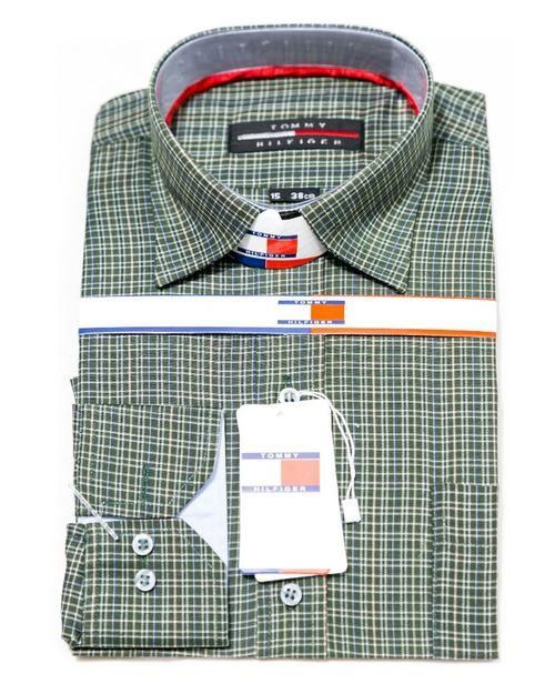 8f654335135 Formal Check Shirt Shirts for Men - Tommy Hilfiger Men s Dress Shirts - Men  Shirts - diKHAWA Online Shopping in Pakistan