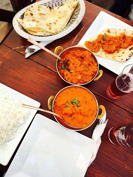Pysznie i kolorowo - tak gotujemy w Namaste India. Dajcie się uwieść indyjskim smakom i aromatom. ;) Zdjęcie opublikowane przez Jakuba na Zomato.com Namaste India :) http://www.namasteindia.pl/