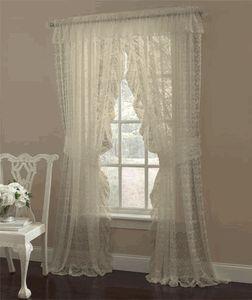 Priscilla Curtains - Ivory