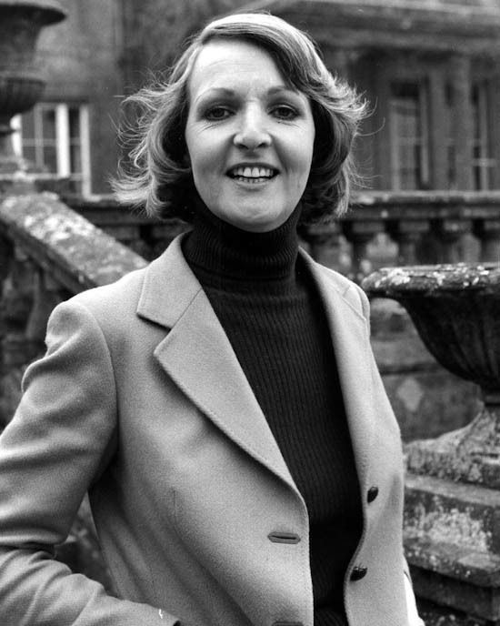 Penelope Keith in To the Manor Born.