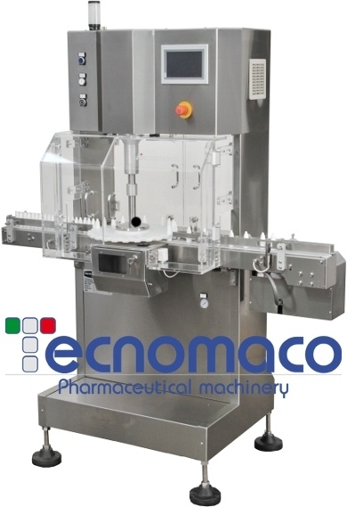 "Introducing the Electronic Weighing Scale, or better known as a Checkweigher, was developed particularly in order to check the weight of vials before inline packaging is completed. If over or under dosed, the vial is rejected and discarded automatically, into a locked stainless steel cabinet.  ""#checkweigher,#vials"""