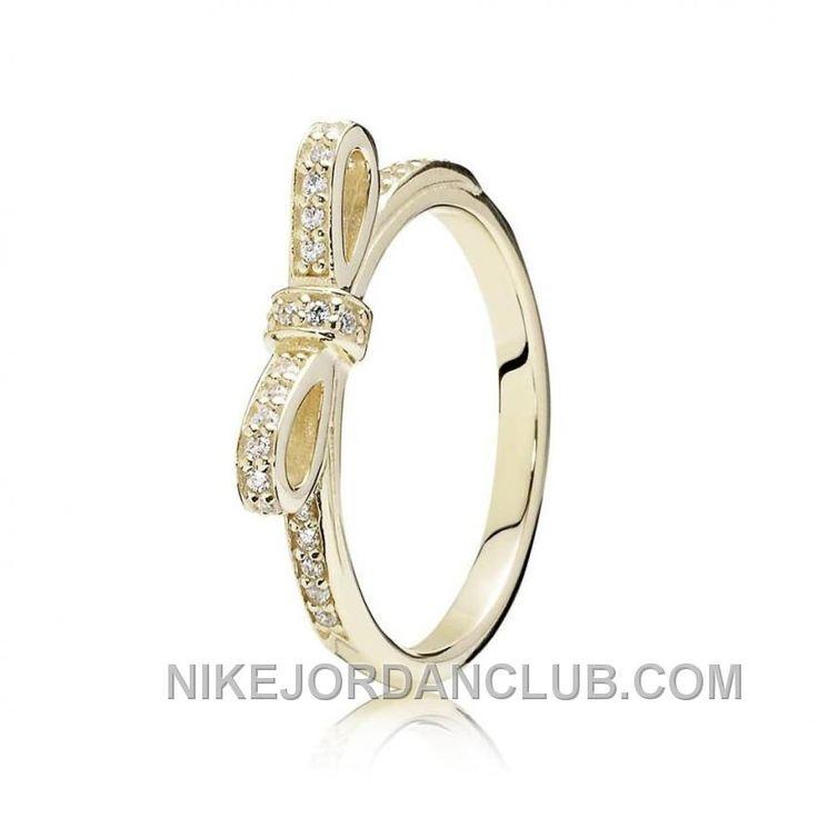 http://www.nikejordanclub.com/pandora-delicate-gold-bow-ring-150175cz-new-release.html PANDORA DELICATE GOLD BOW RING 150175CZ NEW RELEASE Only $22.73 , Free Shipping!